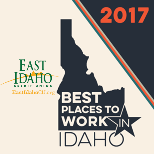 Best Place to Work in Idaho 2017 Logo