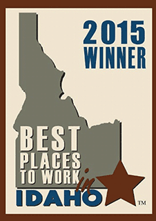 2015 Best Places to Work in Idaho - H1