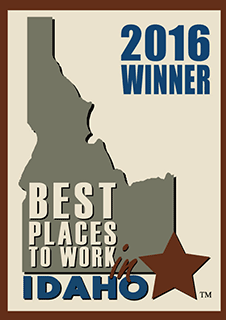 2016 Best Places to Work in Idaho - H1